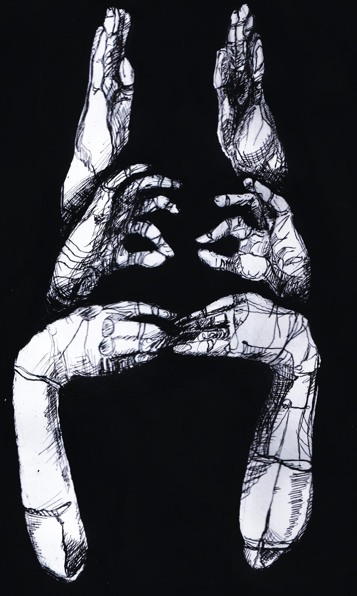 ręce X15a